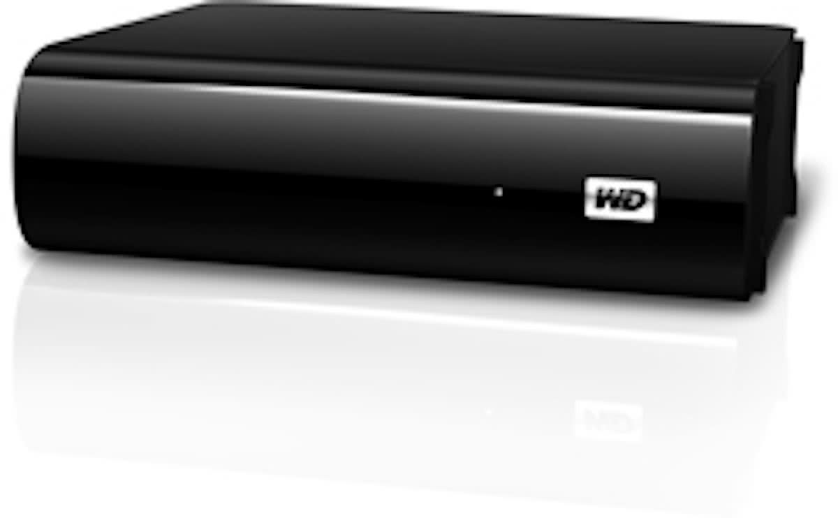 WD My Book AV-TV -   - 2 TB