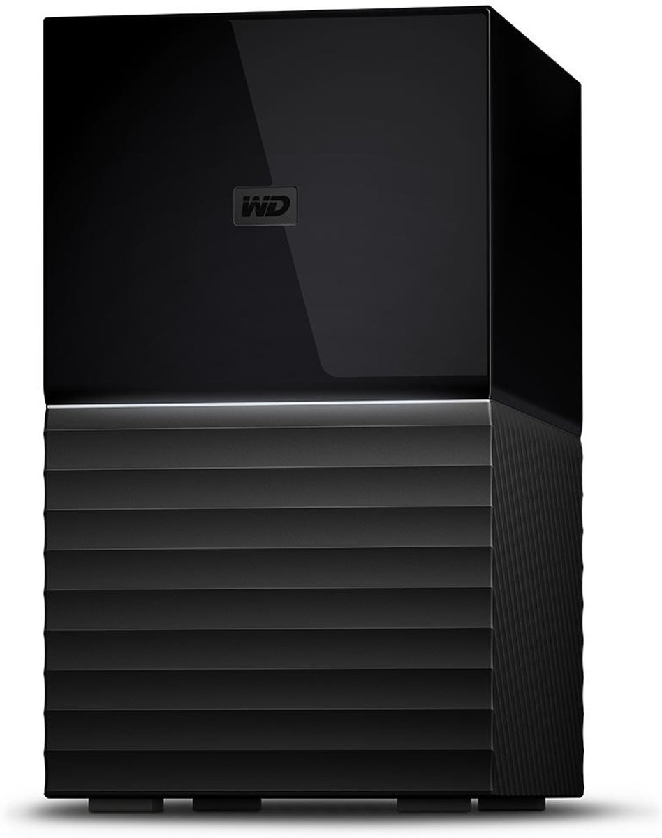 WD My Book Duo -   - 4TB