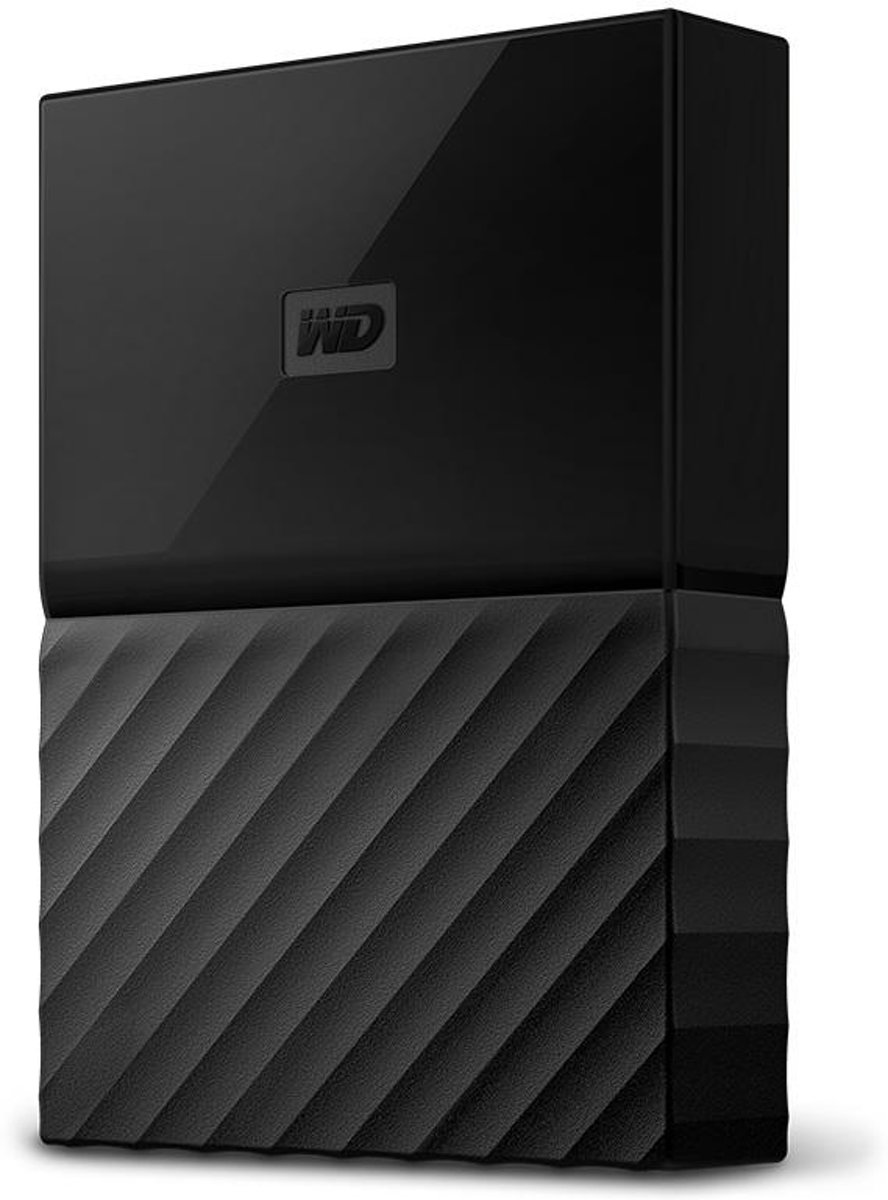 WD My Passport Game PS4 2TB externe harde schijf
