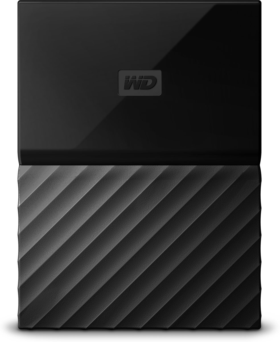 WD My Passport voor Mac 4TB USB-C
