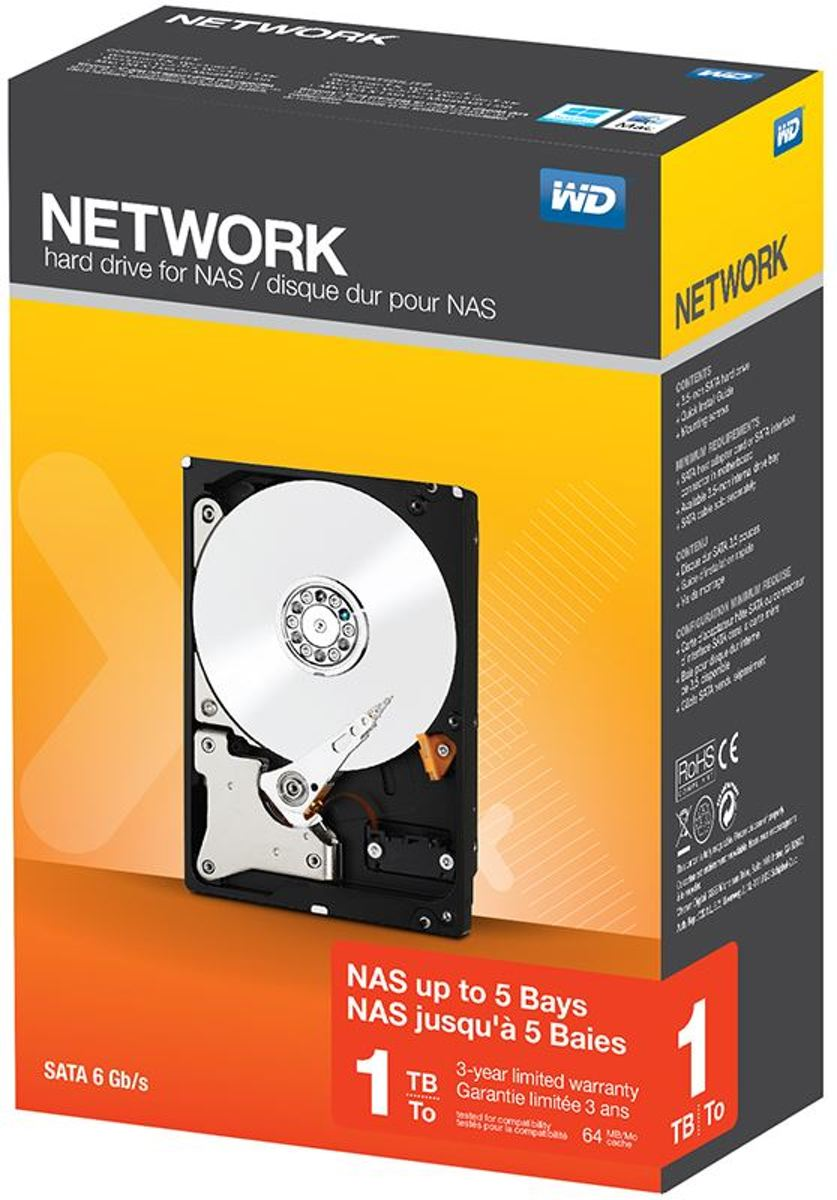 WD Network -   - 1 TB
