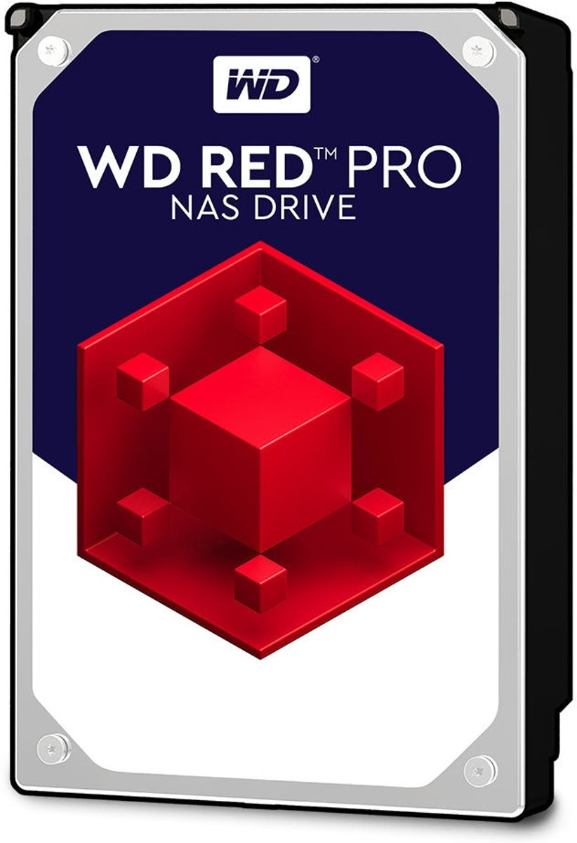 WD RED PRO 4TB NAS HDD