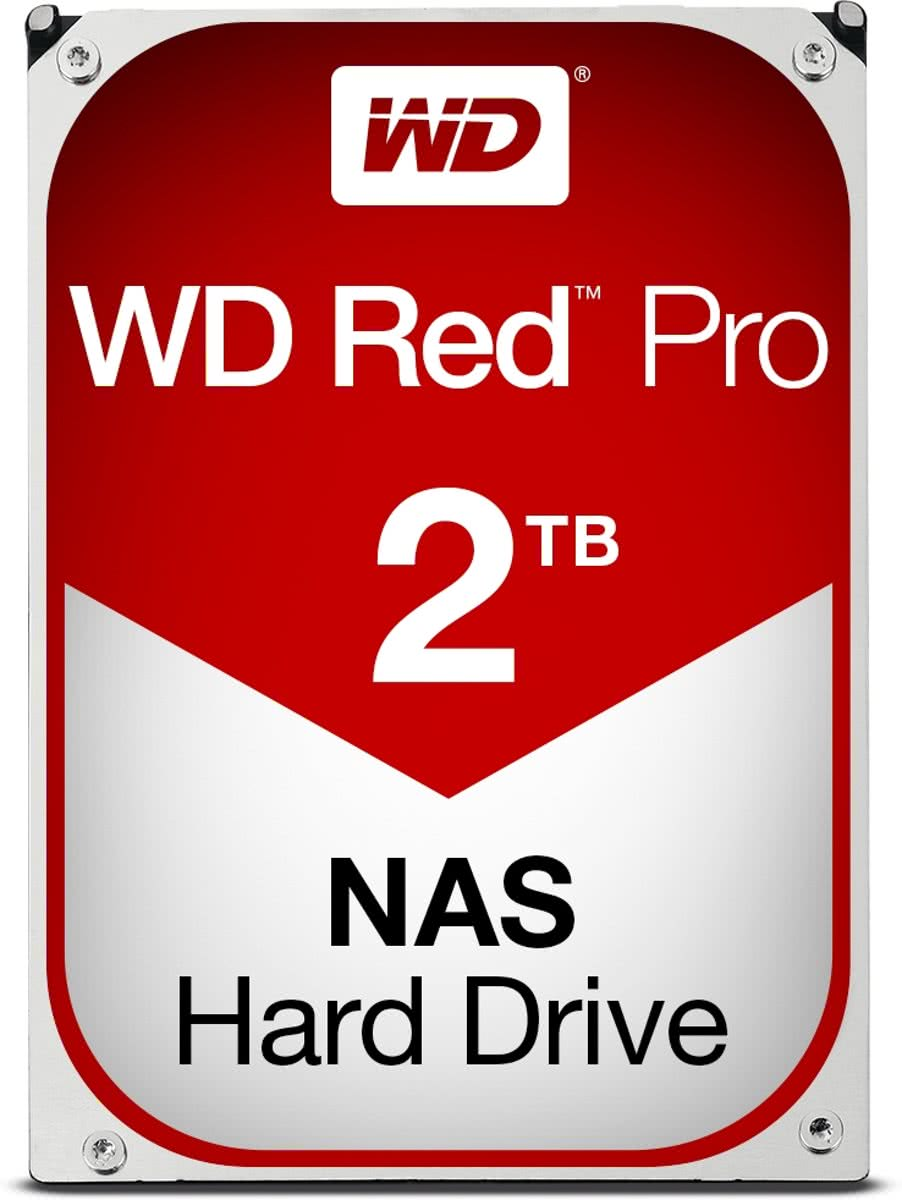 WD Red -   - 2 TB