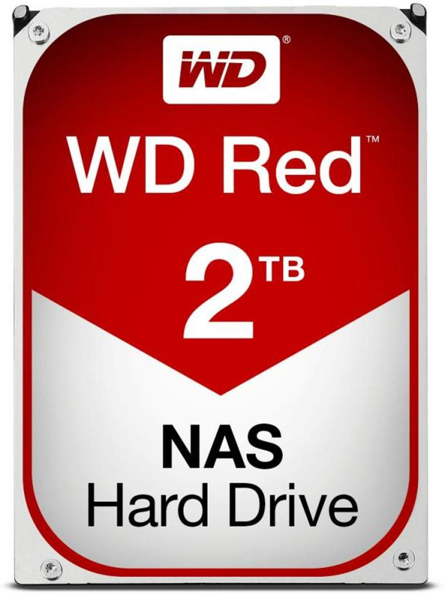 WD Red 2TB WD20EFRX NAS harde schijf