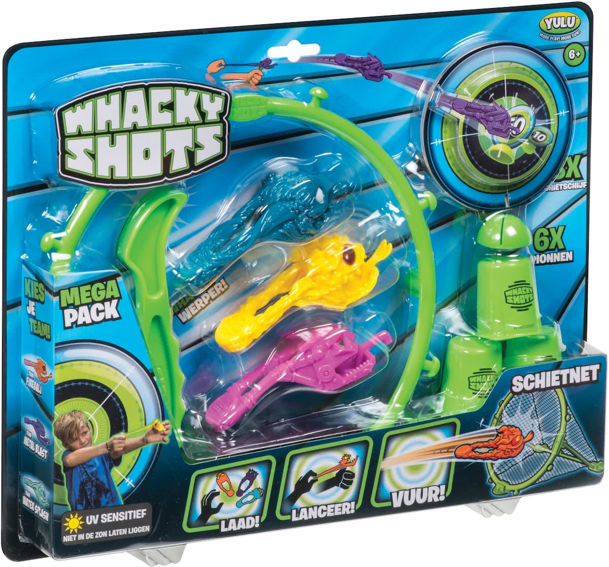 Whacky Shots Mega Pack