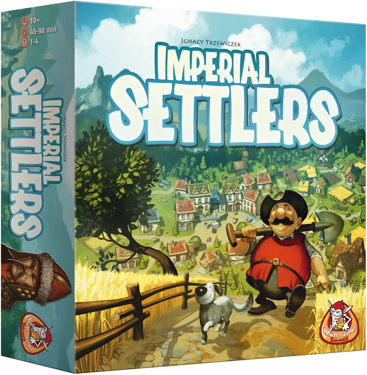 Imperial Settlers - NL talig