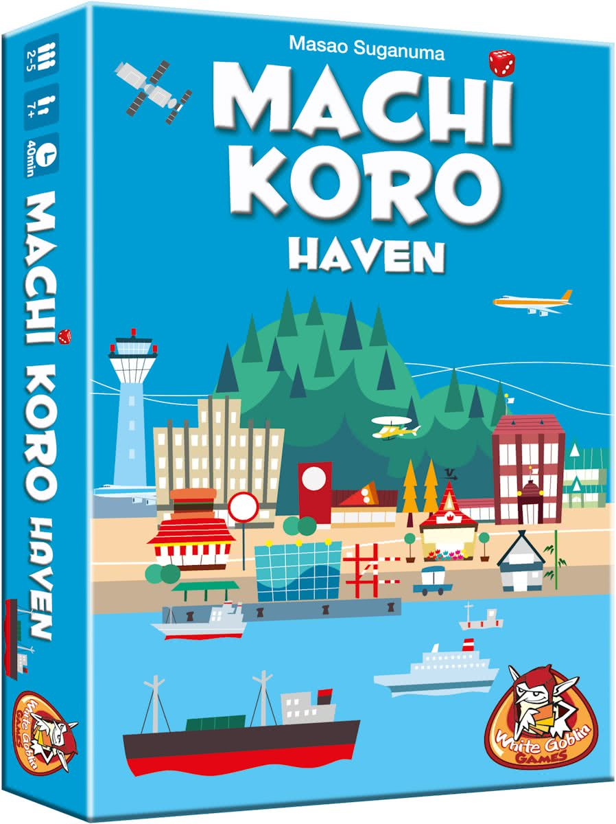 Machi Koro Uitbreiding - Haven