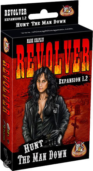 Revolver expansion 1.2: Hunt The Man Down
