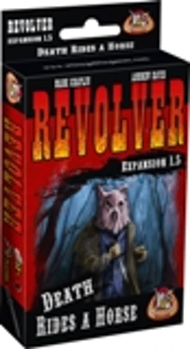 Revolver expansion 1.5: Death Rides a Horse - Engels