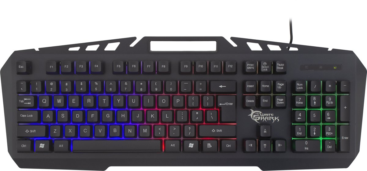VIKING Gaming Toetsenbord US Lay-out
