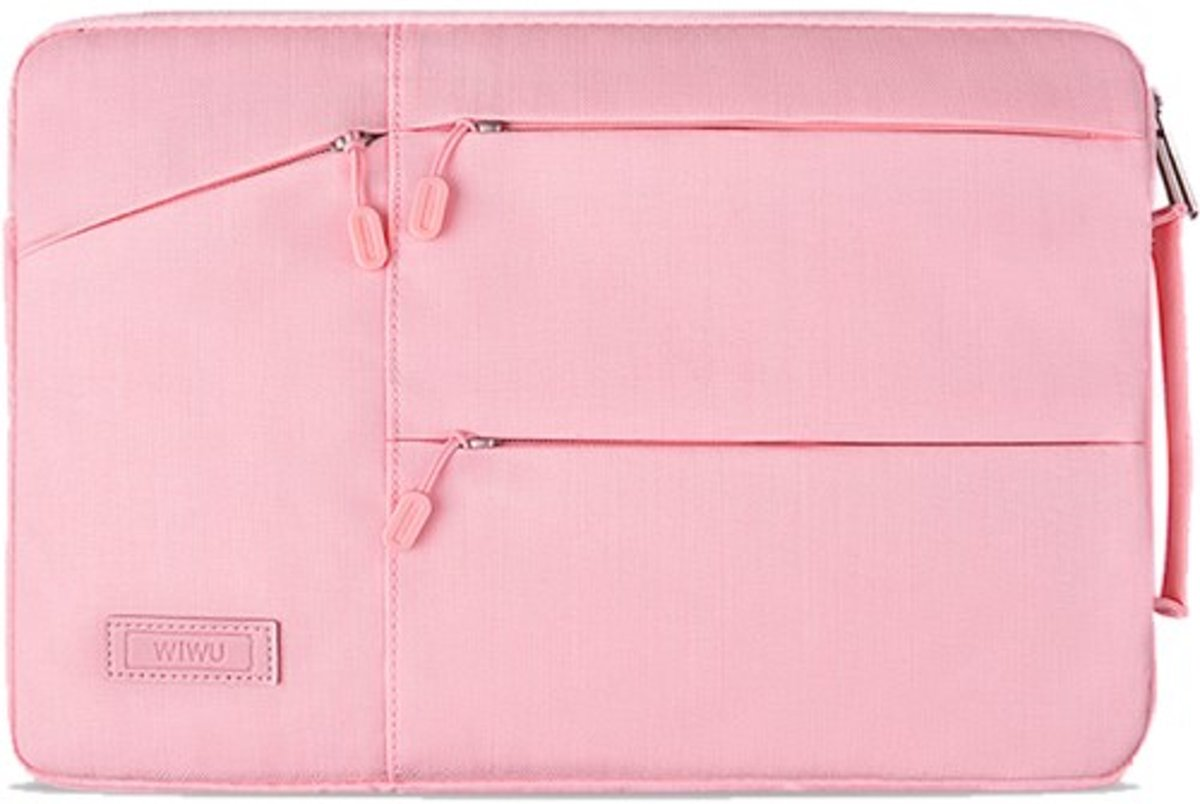 Gent Business Sleeve voor Laptop 15.6 inch - Rose