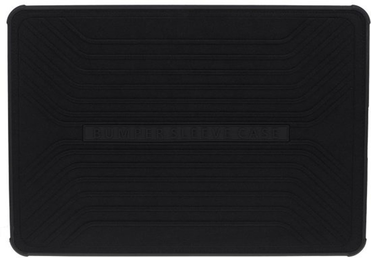 WIWU - 13.3 inch Voyage Laptop & Macbook Sleeve - Zwart