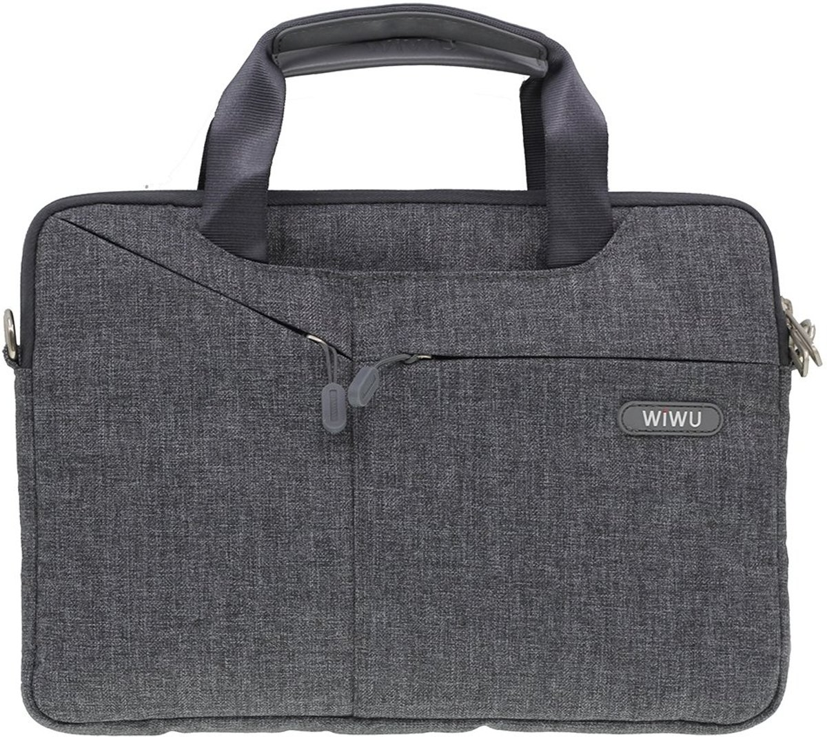 WiWu - 11.6 inch Laptoptas - Elite Grijs