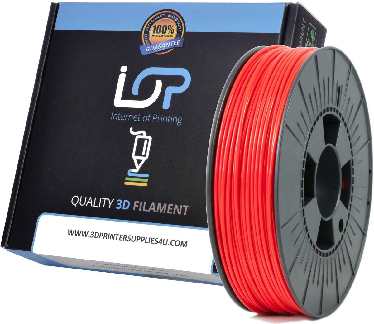 IOP PLA 2,85mm Silver 1kg
