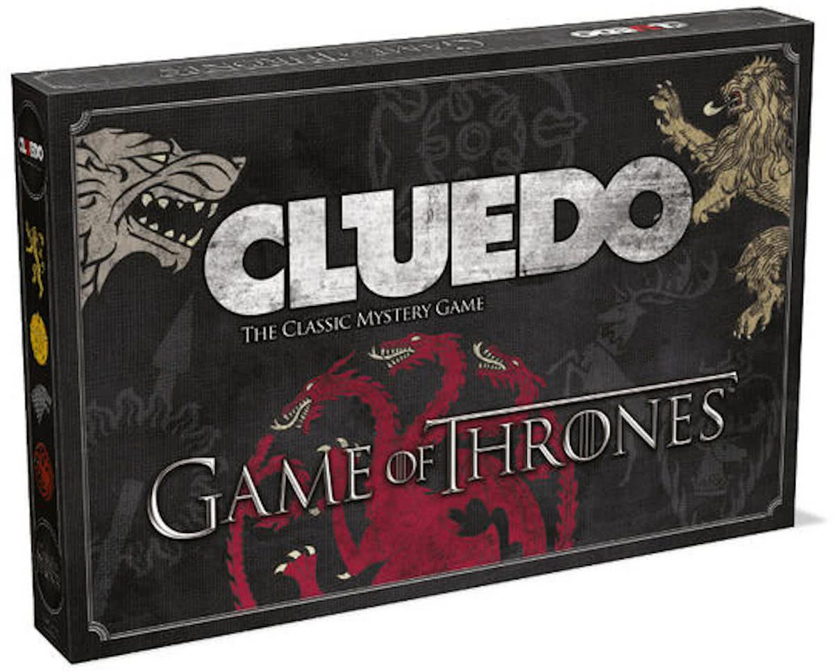 Cluedo Game of Thrones - Bordspel