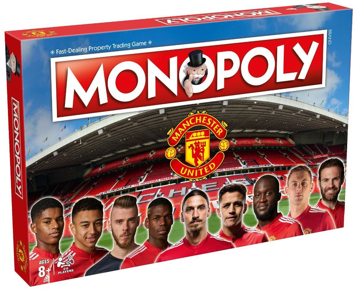 Monopoly Manchester United 18/19