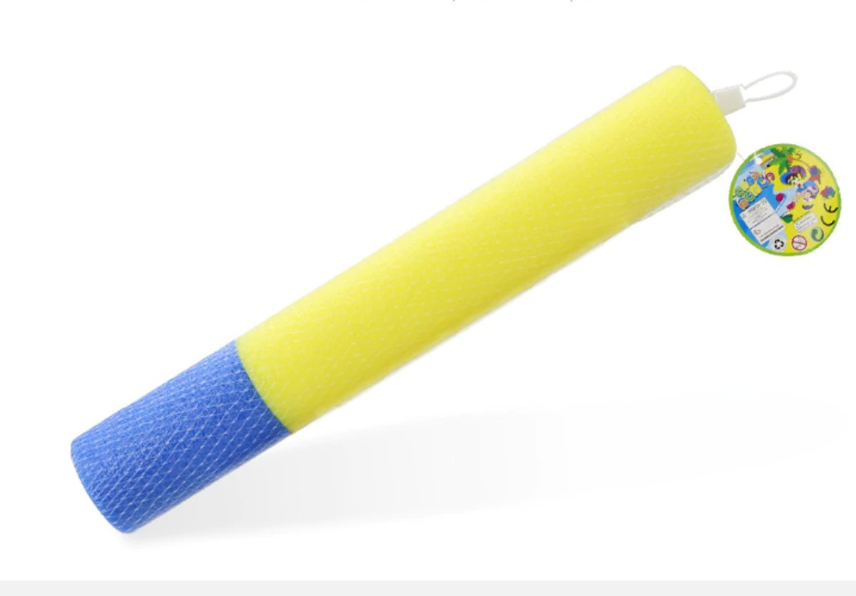Schuim Waterpistool - Waterpistool - Waterspuit - Foam Waterpistool - Water Soaker - Waterspeelgoed - Zwembad - Kinderen