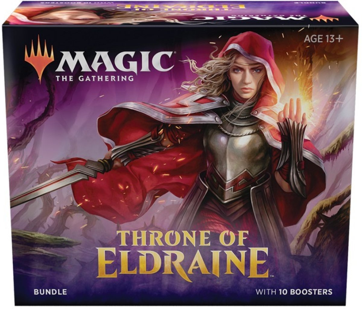 MTG - Throne of Eldraine - Bundle