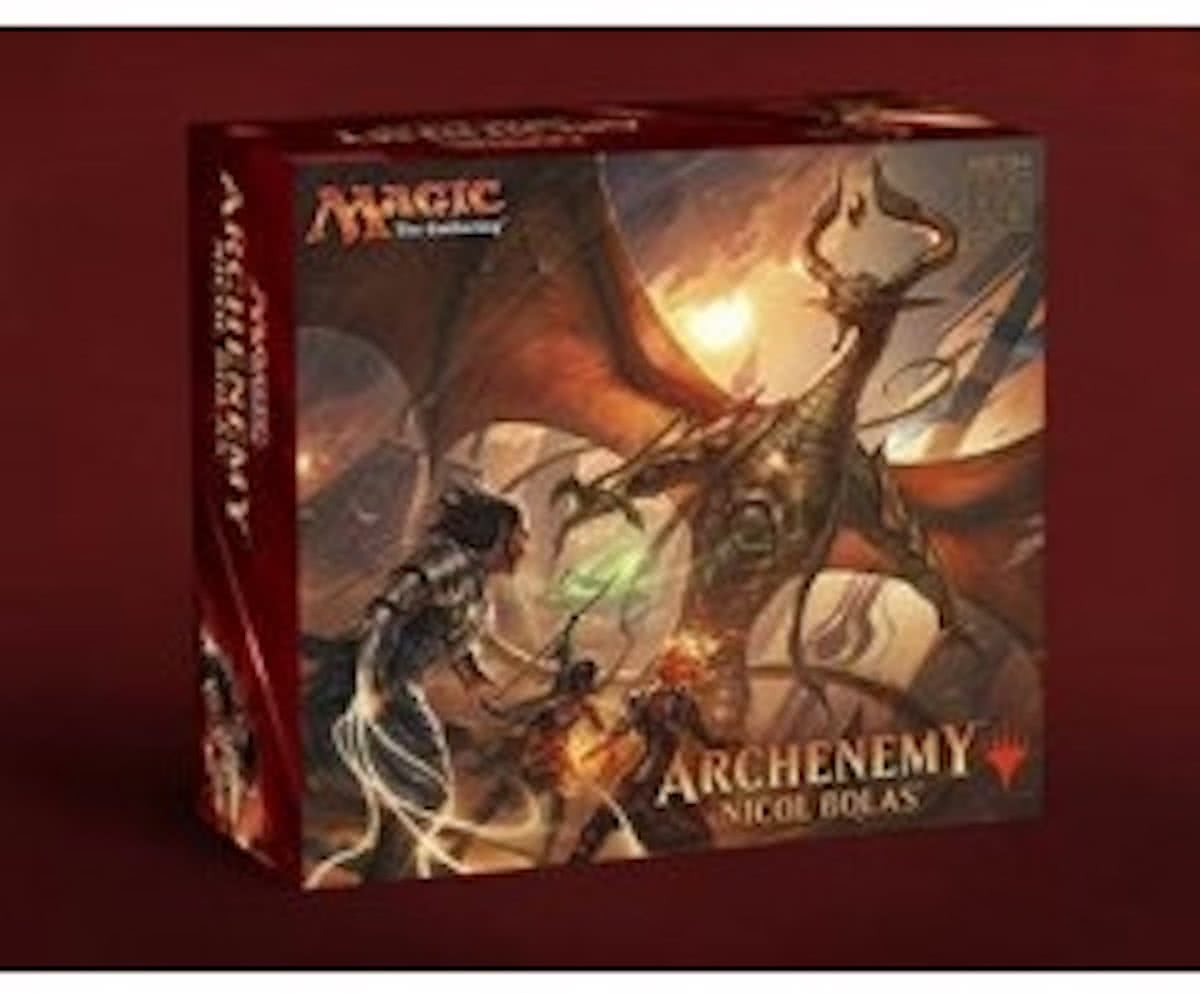 Magic The Gathering Archenemy Nicol Bolas