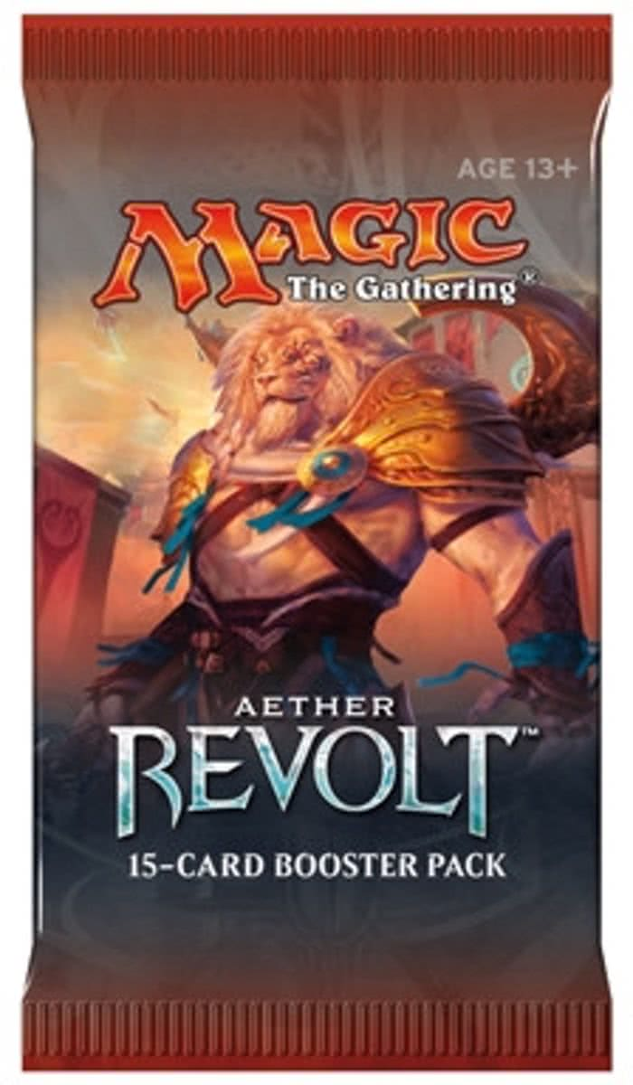 Magic The Gathering Booster - Aether Revolt Engels