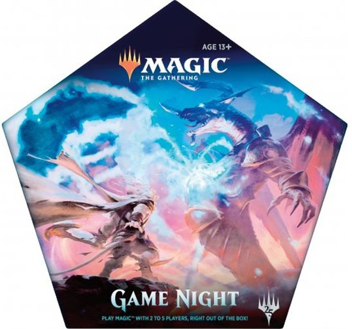 Magic The Gathering Game Night (5 Spelers)