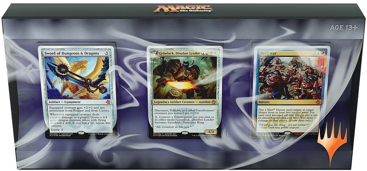 Magic The Gathering Hascon 2017 Promos Box Set