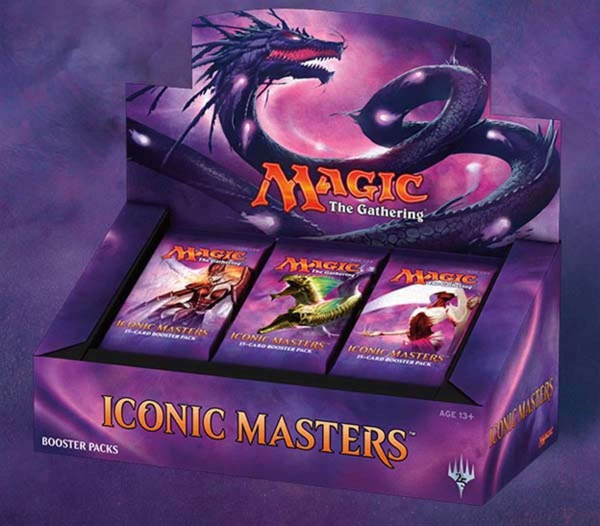 Magic: the Gathering, Iconic Masters Booster Display