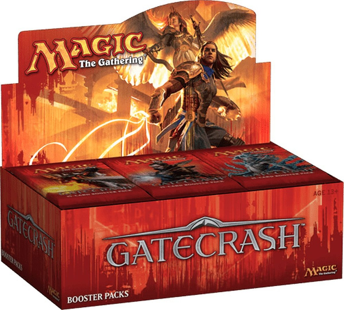 Magic the Gathering Gatecrash  Sealed Booster Display
