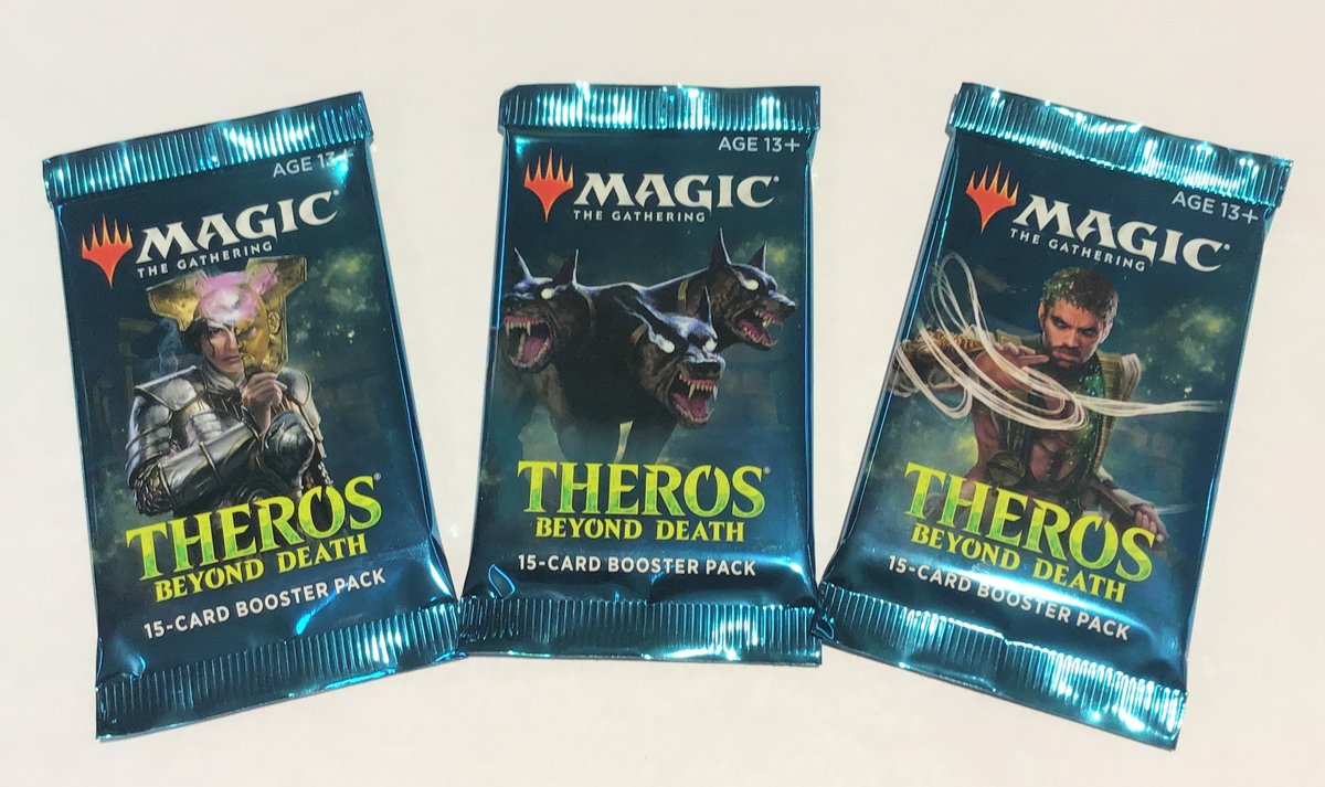 Theros Boyond Death 3x booster pack