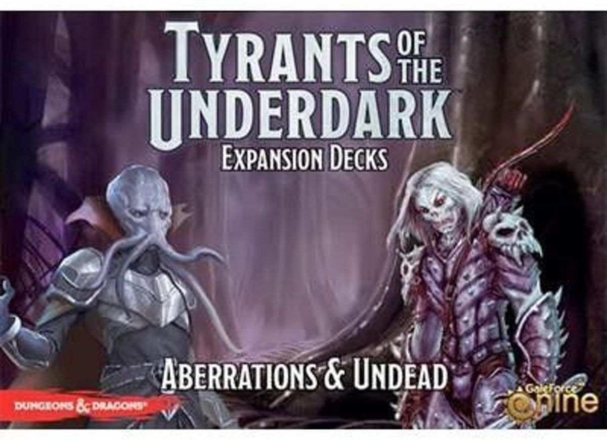 Tyrants of the Underdark - Expansion Deck: Aberrations & Undead