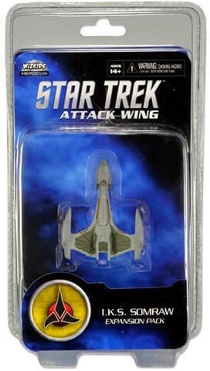 Star Trek Attack Wing IKS Somraw