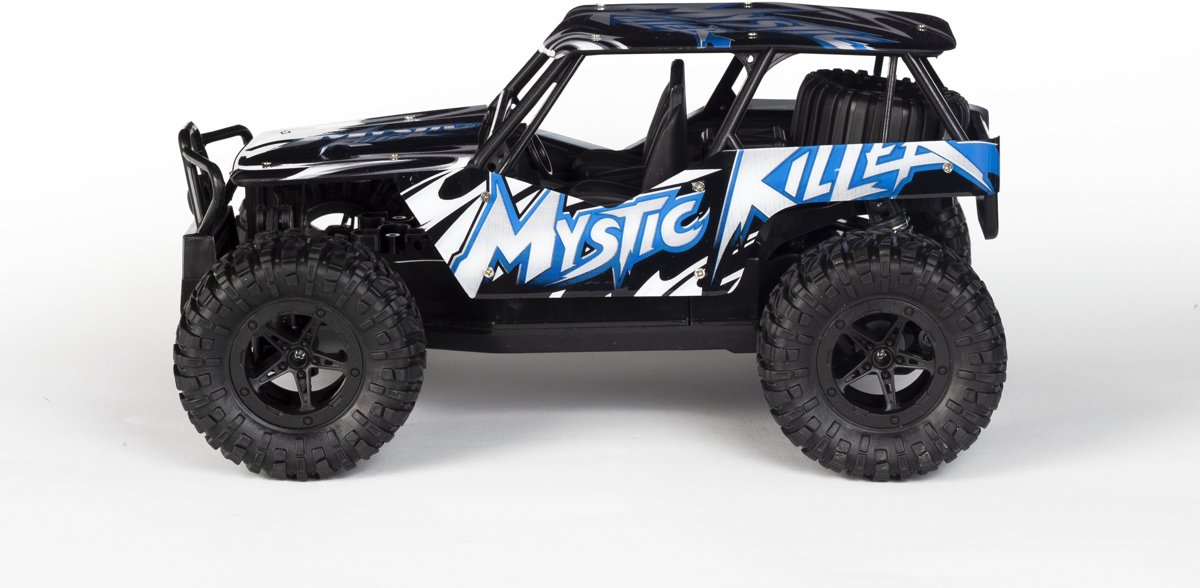 RC Off Road Rider 1:16  blue