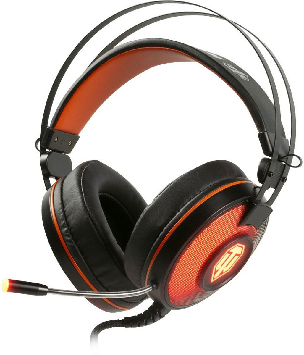 World of Tanks GH-40 7.1 Gaming Headset