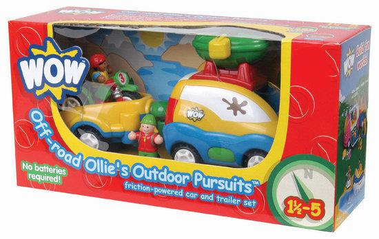 Off-Road Ollies Outdoor Pursuits