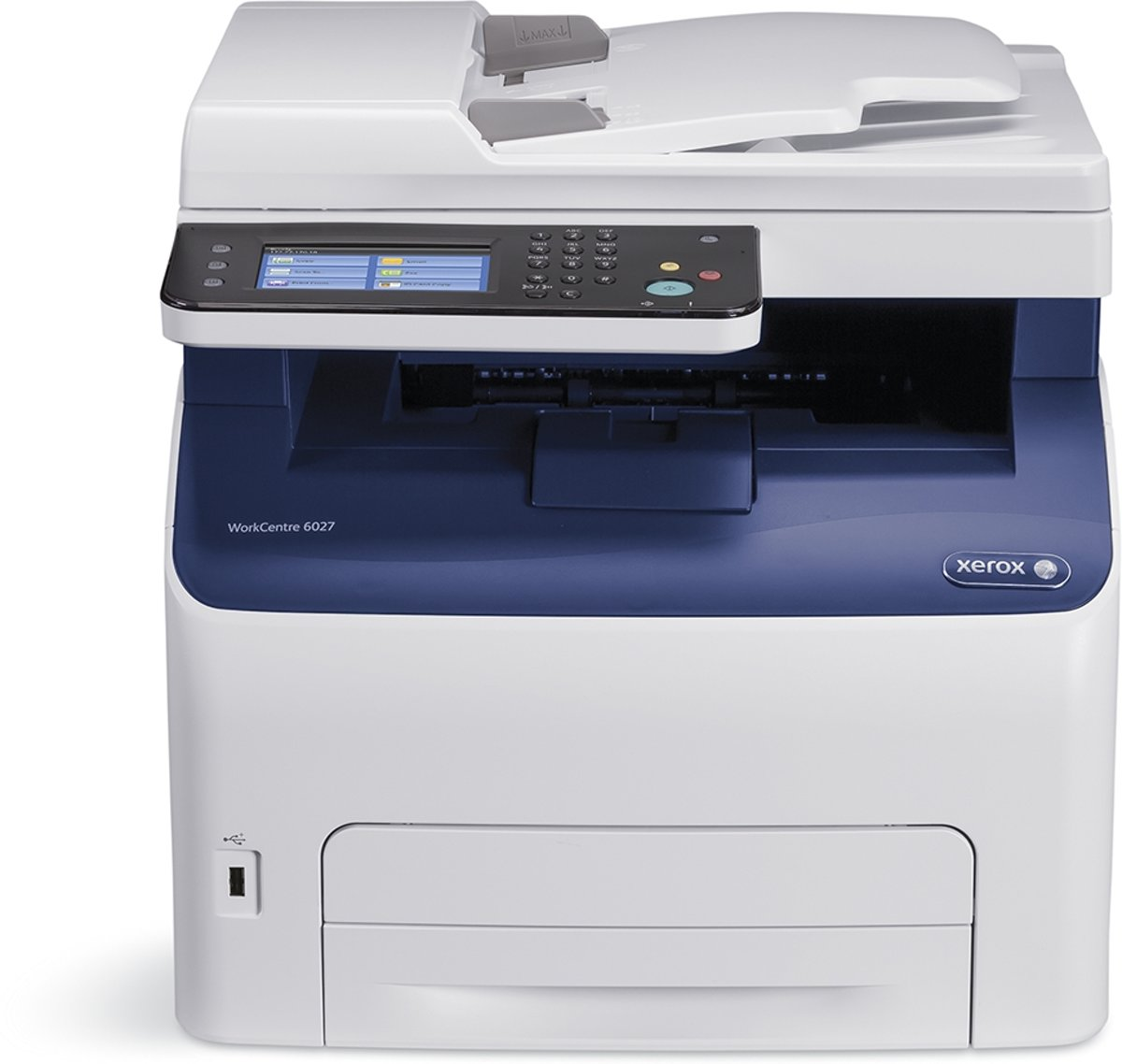 WorkCentre 6027V_NI - All-in-One Kleurenlaserprinter