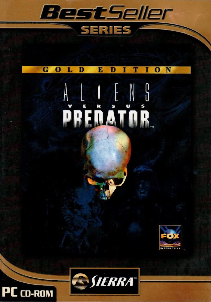 Aliens vs Predator Gold (Xplosive) - Windows