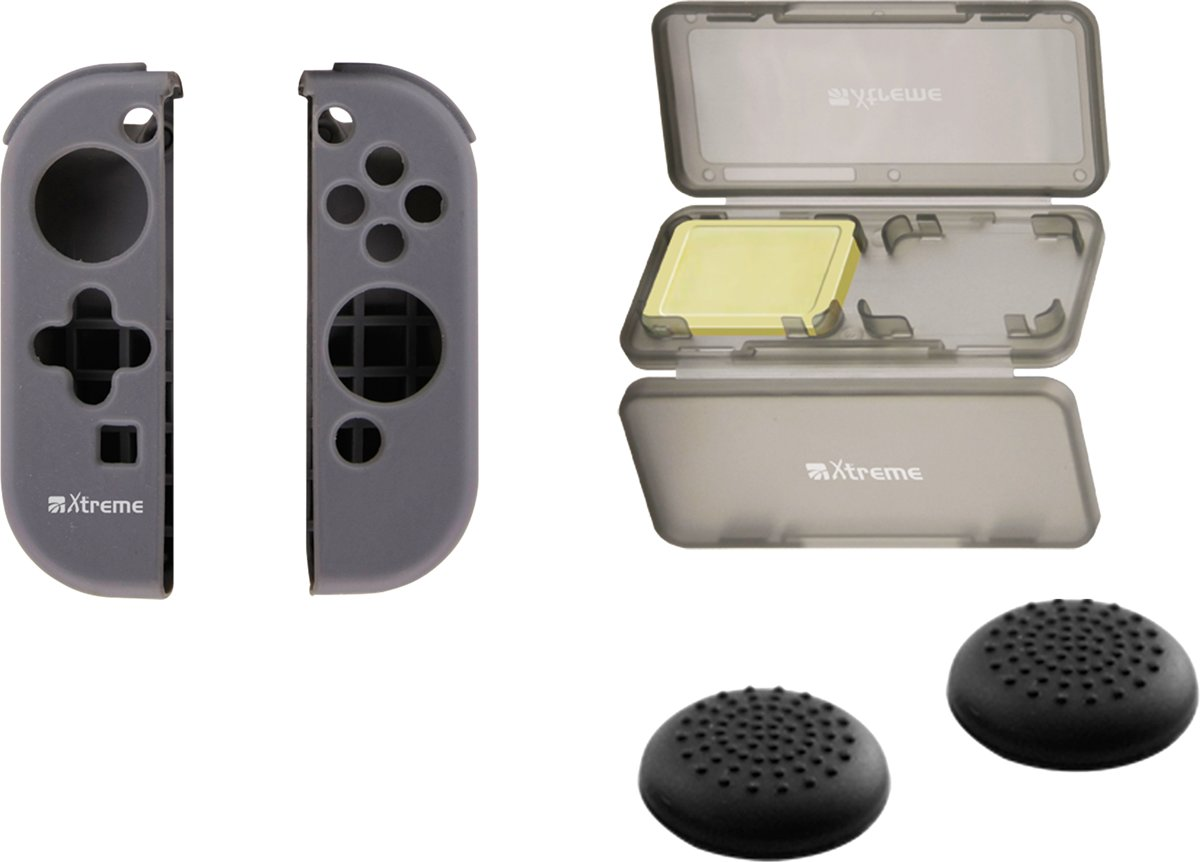 Nintendo Switch Protection Kit Grip & Cover