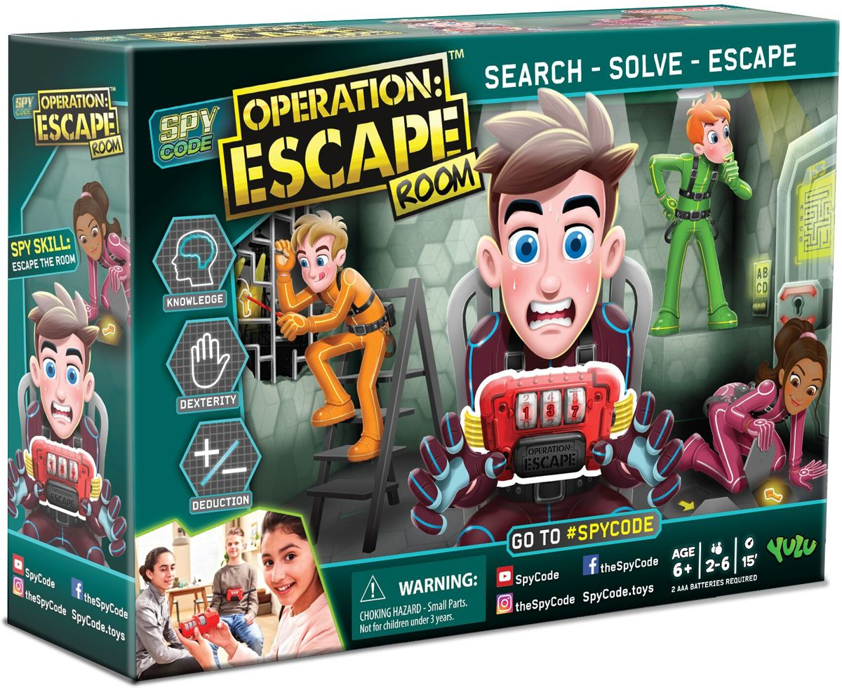 Operation Escape - Actiespel