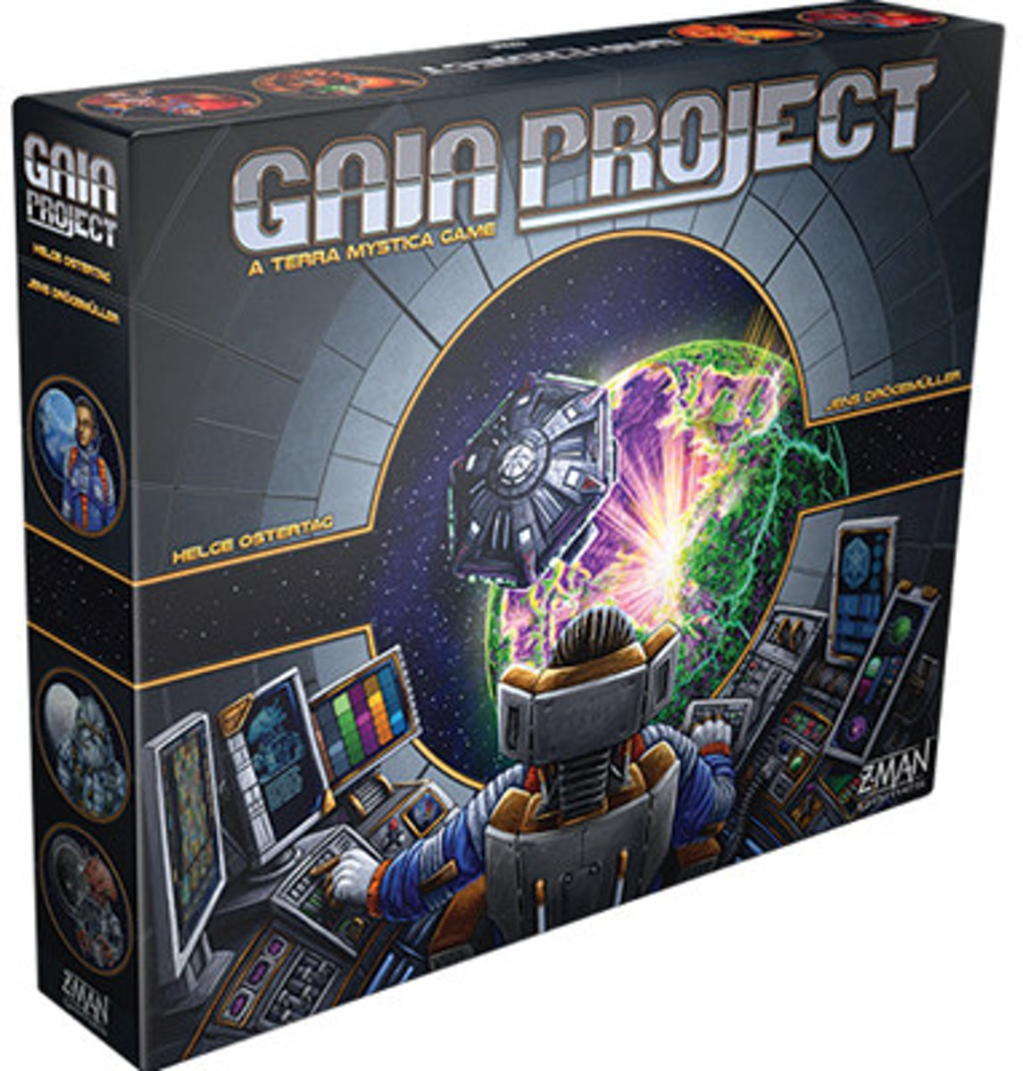 Gaia Projects - A Terra Mystica Game
