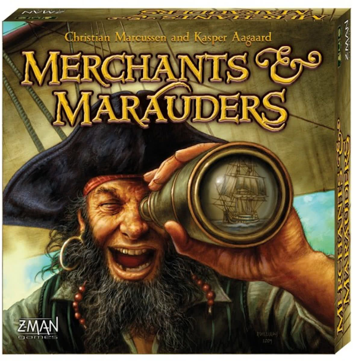 Merchants & Marauders