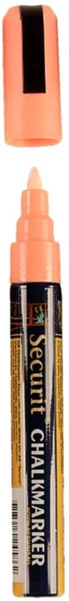 Zig Illumigraph Pma 510 Krijtmarker Oranje 4901427918687
