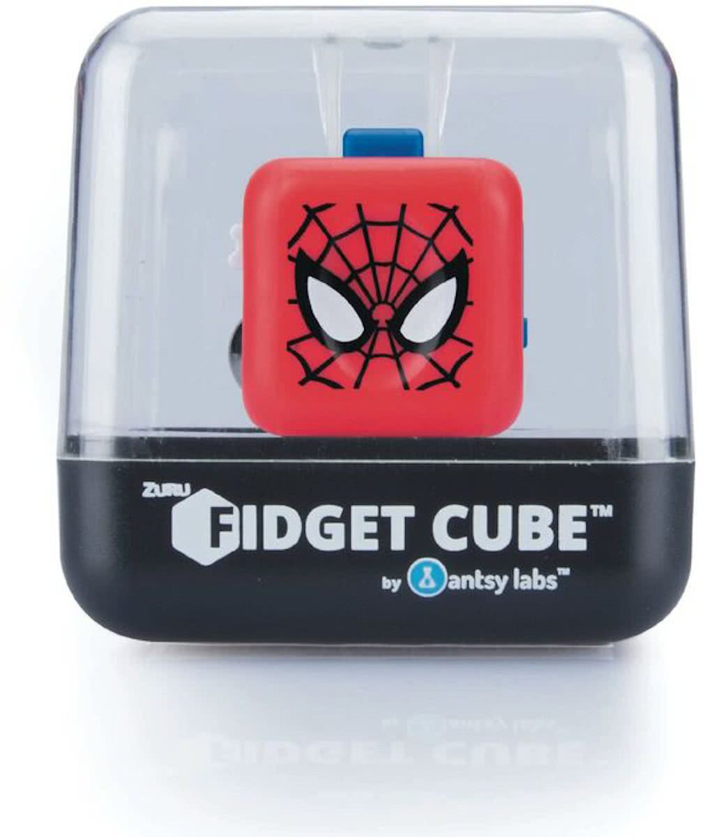 Cube - Spider-Man Friemelkubus