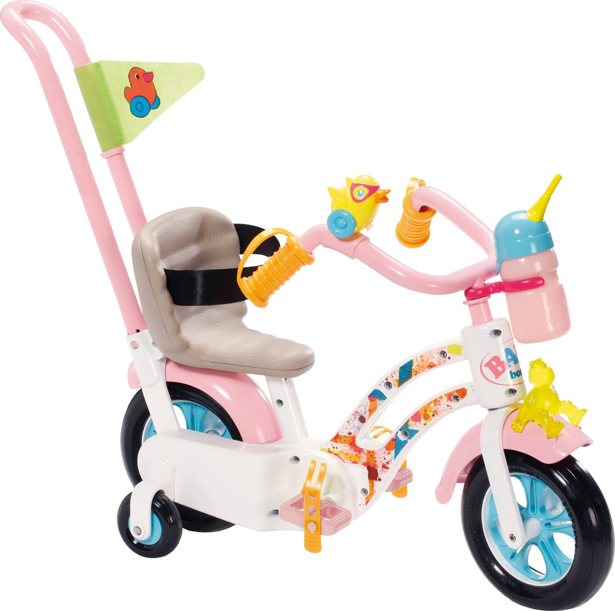 BABY born® Fiets - Play&Fun