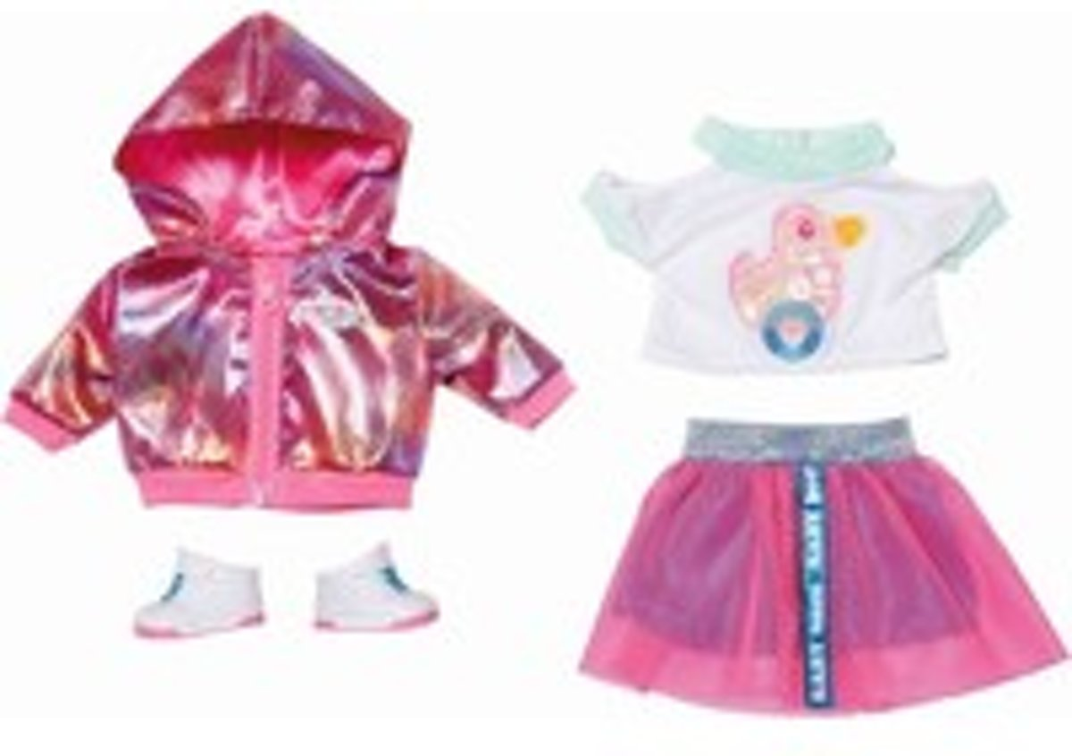 BABY born Outfit City Deluxe Style