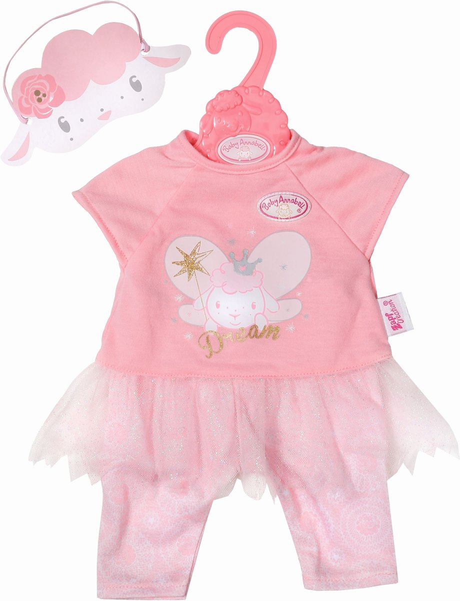 Baby Annabell Sweet Dreams Fairy 43cm