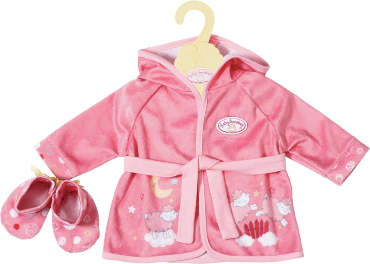 Baby Annabell Sweet Dreams Robe 43cm