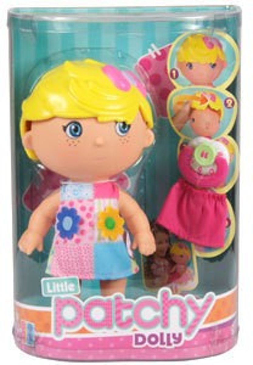 Pop Patchy Doll 22cm