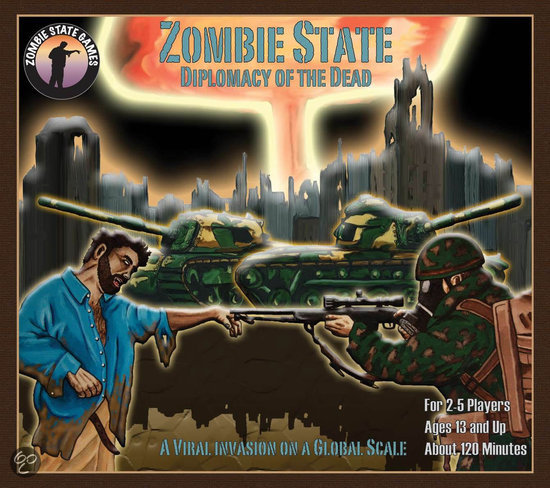 Zombie State Diplomacy of the Dead