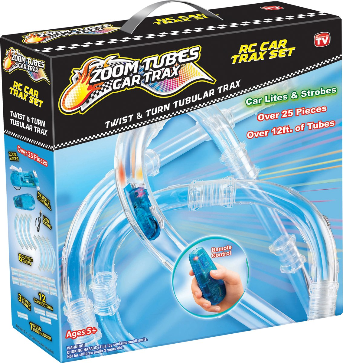 ZOOM TUBE TRAX SET (Best of TV)