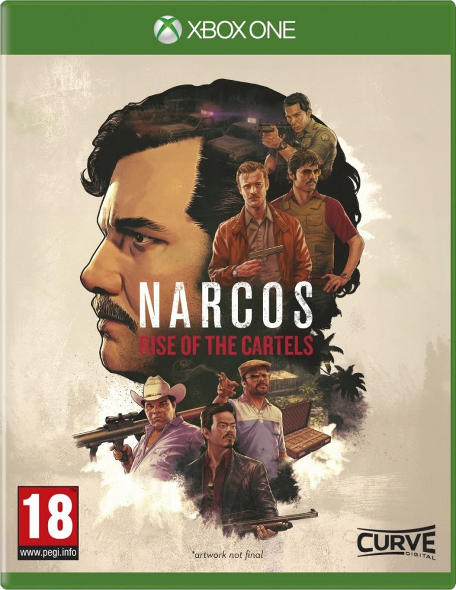 Narcos Rise of the Cartels - XBOXONE